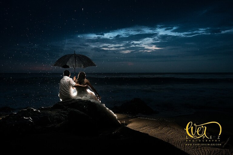 Trash the Dress in Punta de Mita