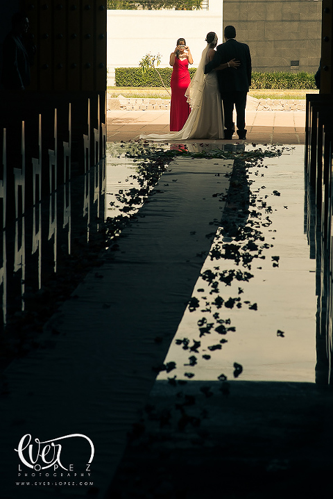 Mexican hacienda destination wedding