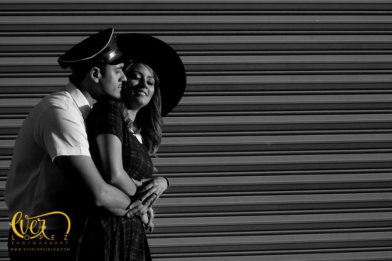 mexico vip mexican destination wedding photographer Ever Lopez, engagement session pictures san miguel de allende, bride, groom, vintage, military, uniform, Ever Lopez, fearless photographers Mexico www.everlopezblog.com