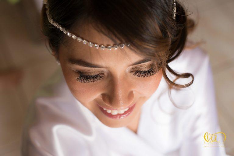 Bride hair and Makeup Guadalajara