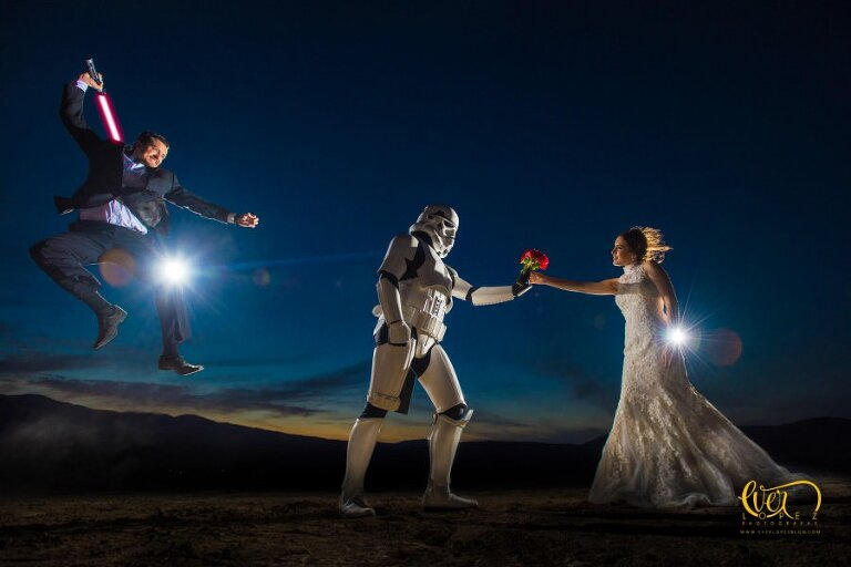 Super creative wedding pictures
