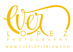 Ever Lopez International destination wedding photographer Mexico logo