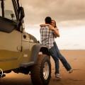 Fotografo Ever Lopez www.ever-lopez.com mexican destination wedding photographer jeep engagement pictures